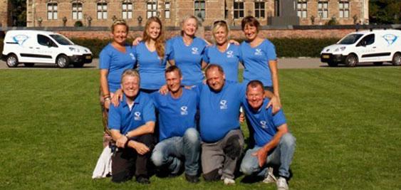 Personale hos Den Hvide Tornado - Rengøring i København